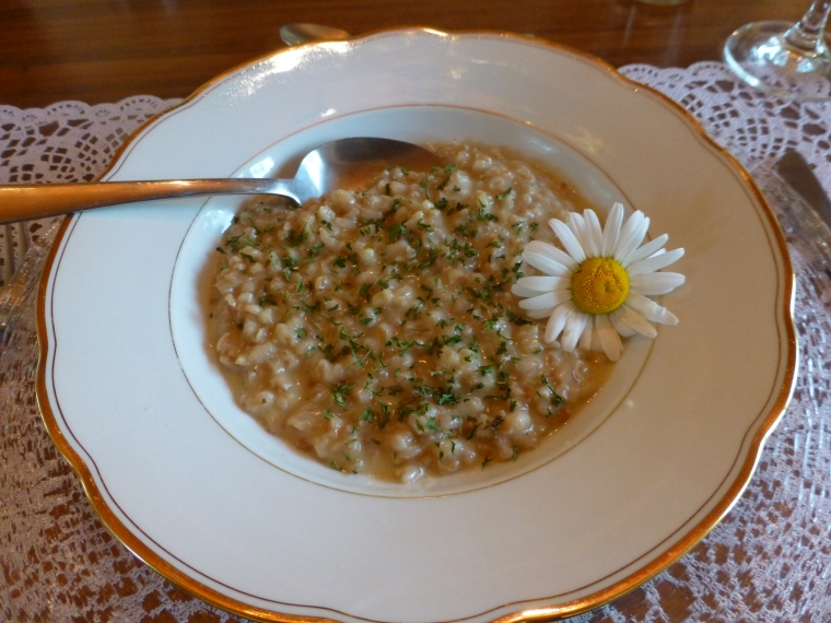 Anita Rudin-Thommen, Eptingen, BL - Good and simply delicious: pure spelt