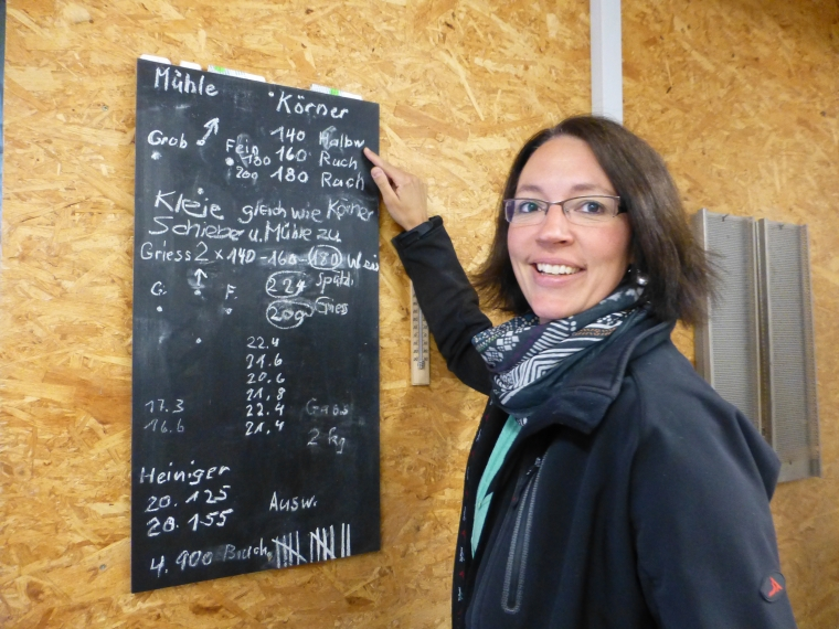 Anita Rudin-Thommen, Eptingen, BL - Arable, dairy and tremendous passion