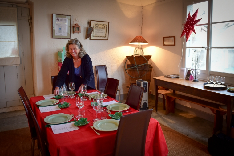 Coraline de Wurstemberger, Mont-sur-Rolle (VD) - A vineyard run by women