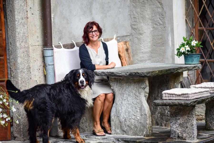 Cristina Albertoni, Cadenazzo, TI - L'enseignante de Cadenazzo qui aime les bonnes choses