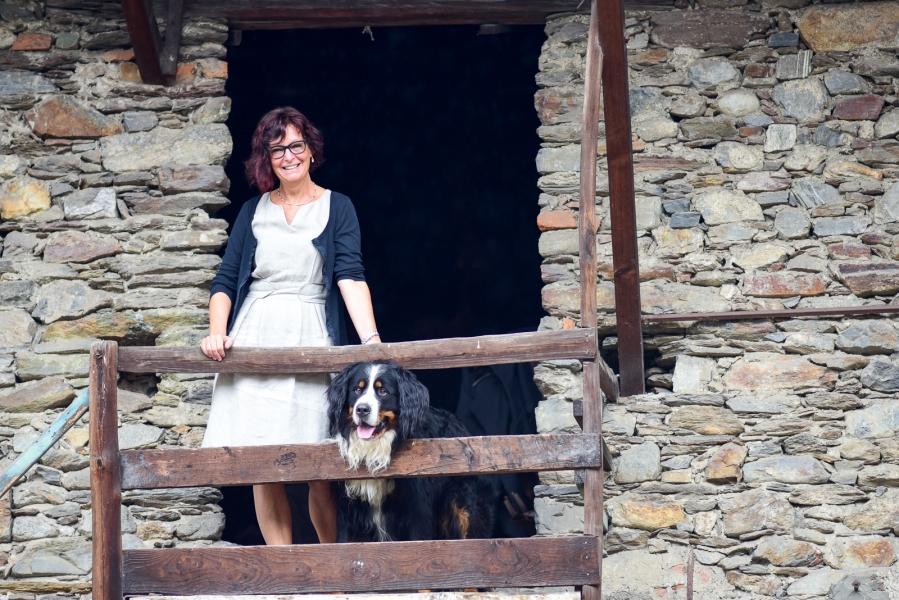 CRISTINA ALBERTONI, CADENAZZO TI - Cristina's Ticino-inspired speciality cuisine