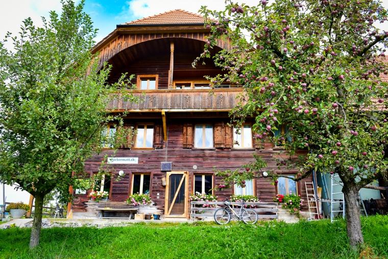 MELANIE RAMSER, OBERBALM BE - The dream of an idyllic life