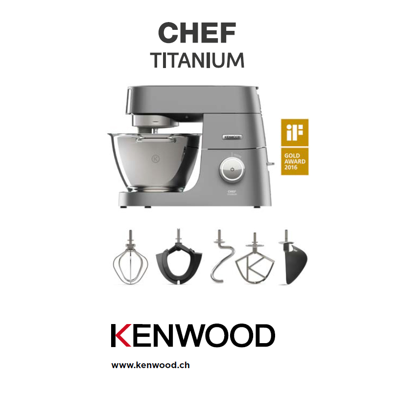 70 YEARS OF KENWOOD