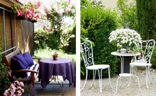 Prachtvolle Gärten inklusive!