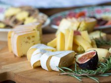 Käse von der Bergüner Alp