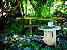 Garten bei Erika Hänni