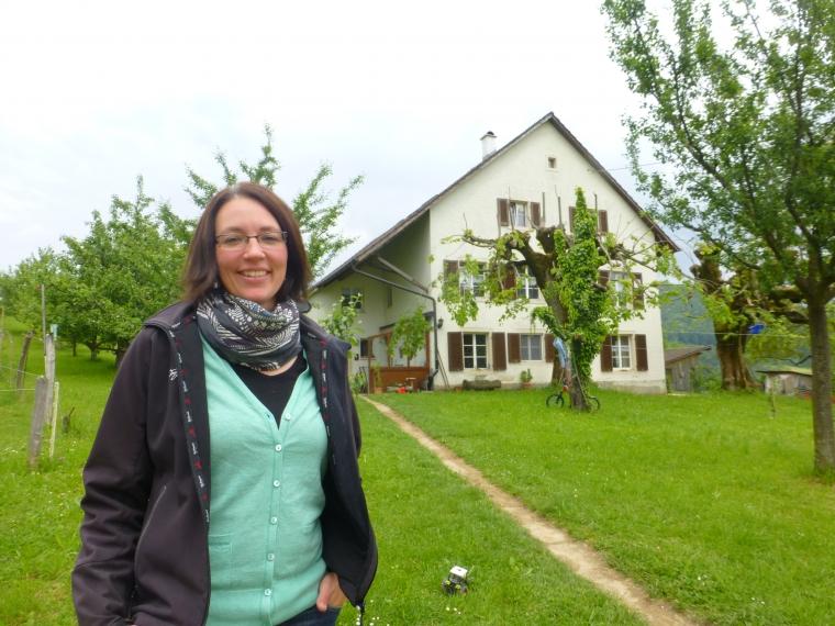 Anita Rudin-Thommen, Eptingen, BL - Enticing prospects