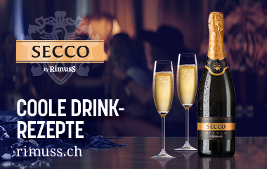 Secco by Rimuss - Drink Rezepte