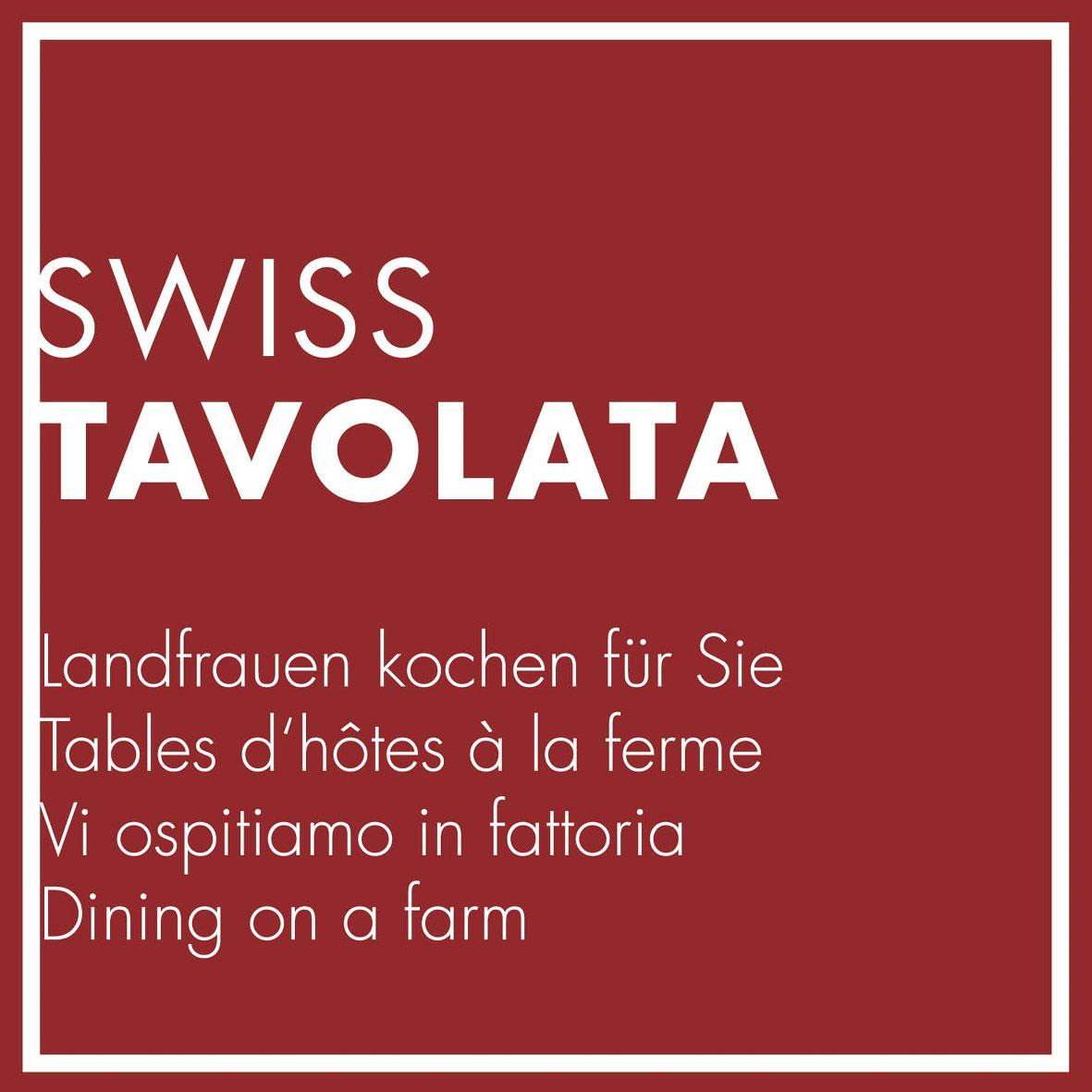 SWISS TAVOLATA Logo